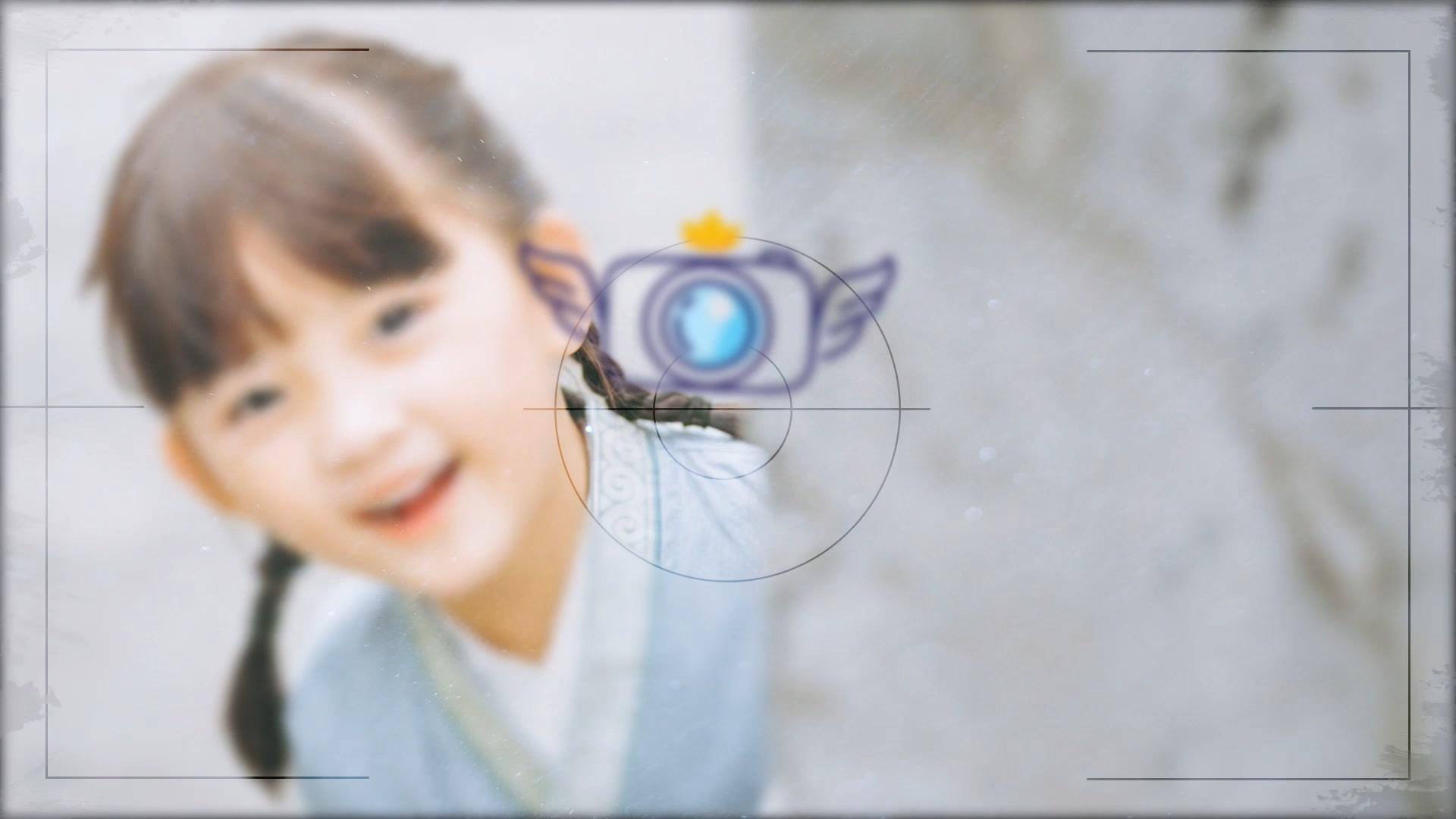相机对焦抓拍PR模板
