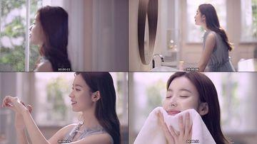 洗面奶洁面护肤视频素材