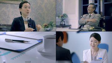 银行客服视频素材