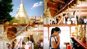泰国风情视频素材