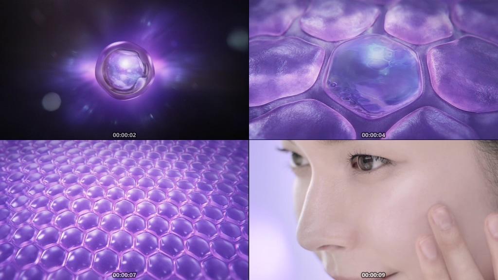 激活细胞3D动画视频素材