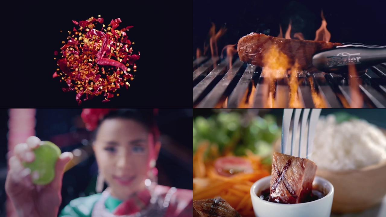 泰国美食视频素材