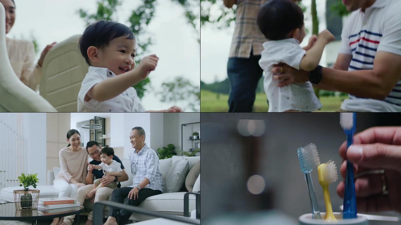 幸福之家视频