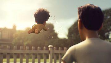 """作品""""Float""""欣赏-Full SparkShort – Pixar"""