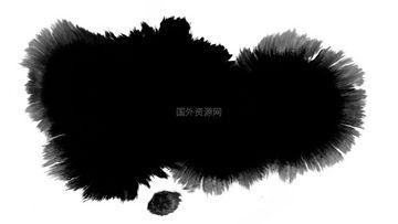 水墨通道视频素材36