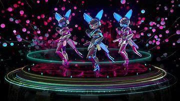 跳舞的机器人
