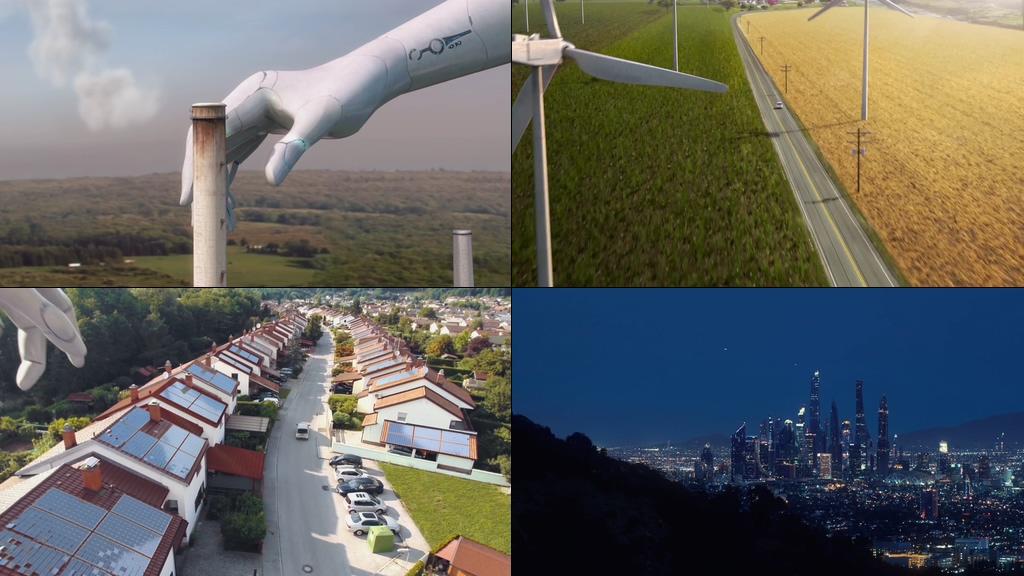 创意城市改造新世界视频
