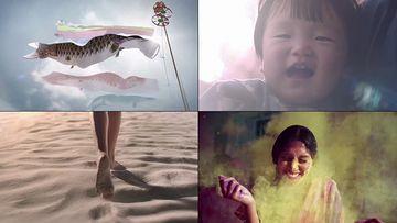 各国文化结婚习俗视频素材