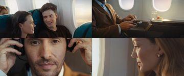 4k在飞机上的各种人视频