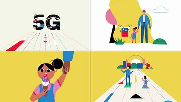5G动画视频素