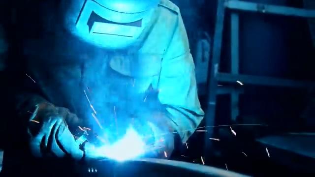 电焊视频素材