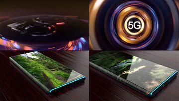 5G手机视频素材