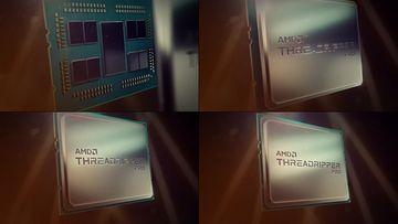 AMD芯片视频素材