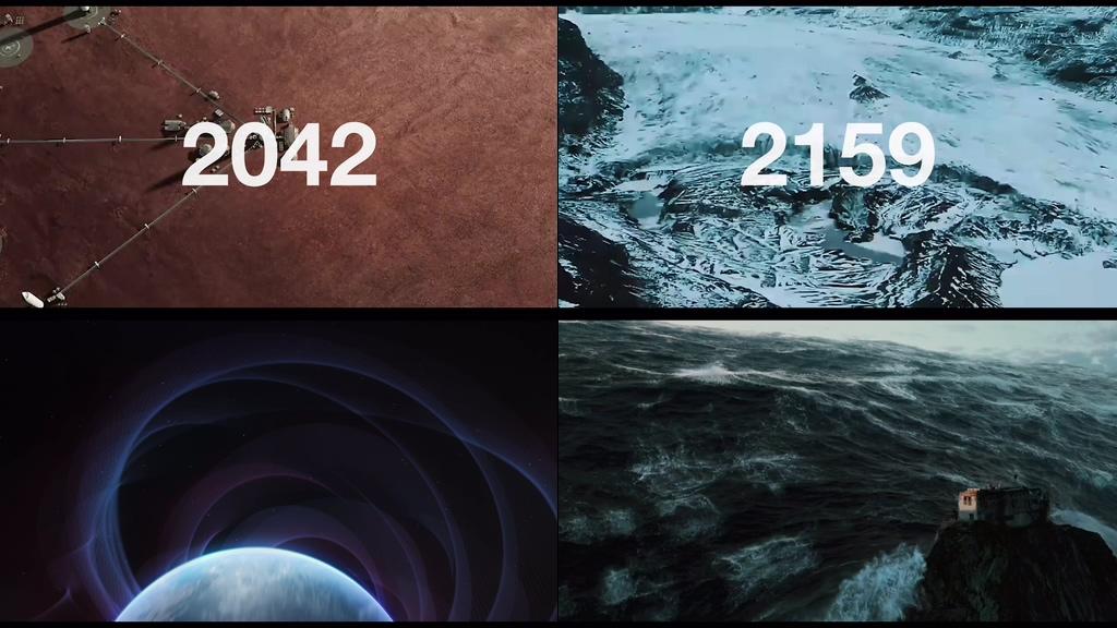 世界末日推演视频素材