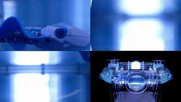 深海探测器视频素材