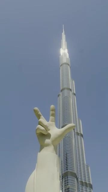 迪拜标志建筑