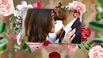 婚礼幻灯片AE模板-23457261