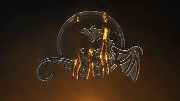 野兽粉碎烧伤标志AE模板
