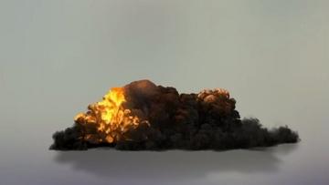 4K爆炸视频素材06