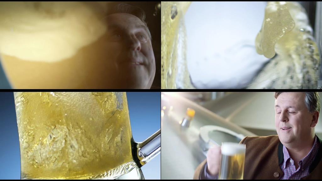 德国啤酒厂视频素材