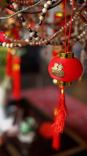 中国元素挂件灯笼