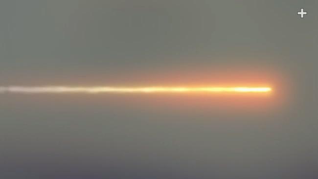 陨星导弹尾光弱VFX