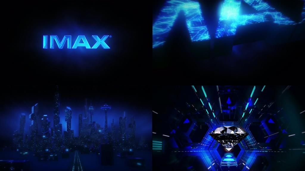 4K IMAX真色彩高亮屏视频素材