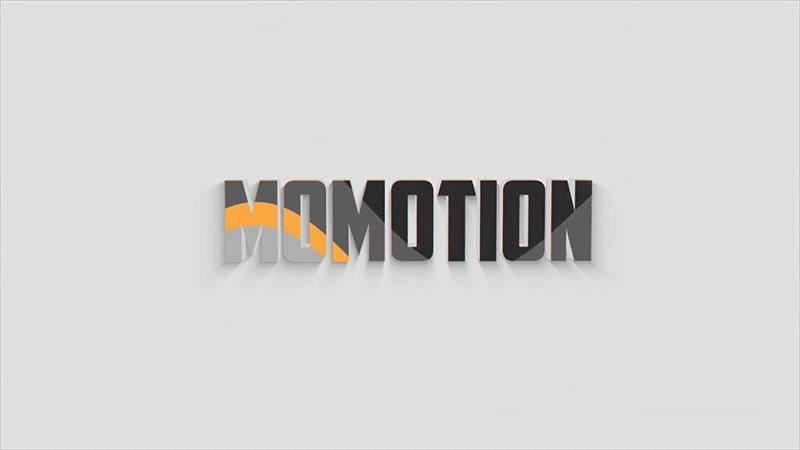 3D干净简洁的大标题文本动画Mogrt