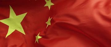 4K-China国旗视频素材2021