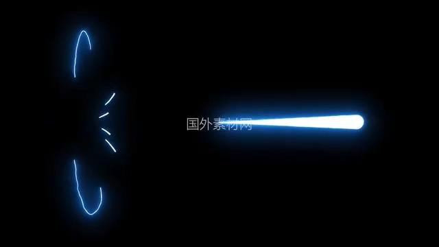 吸收能量猛的一击vfx视频素材