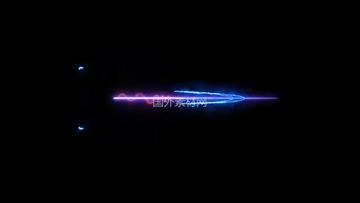 能量发射动漫vfx视频素材