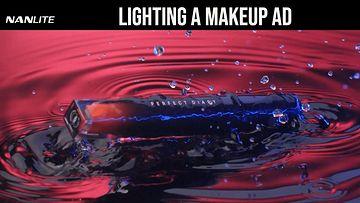 彩妆广告如何拍摄出质感摄影教程