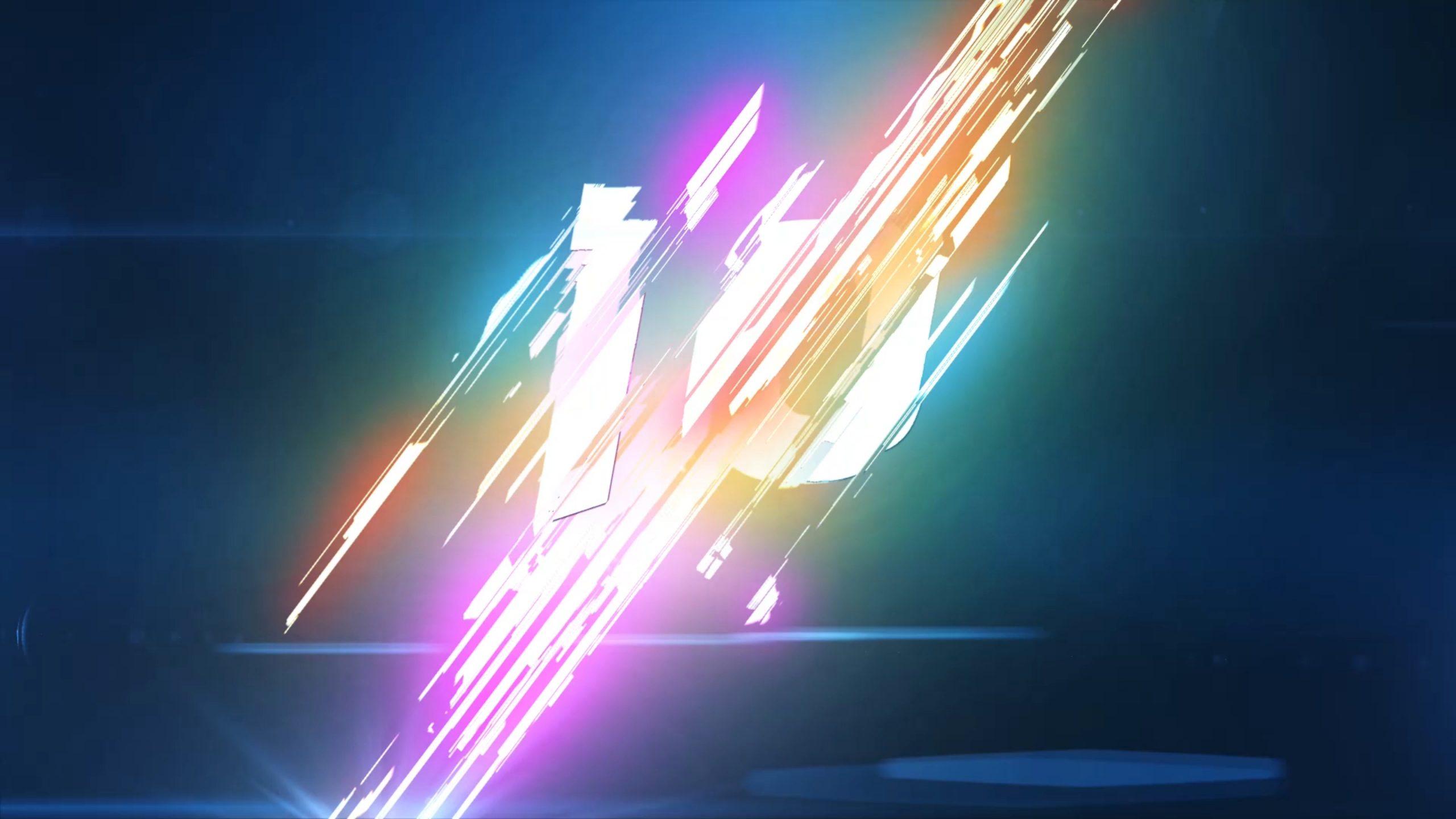 4K能量释放科技感十秒倒计时视频素材