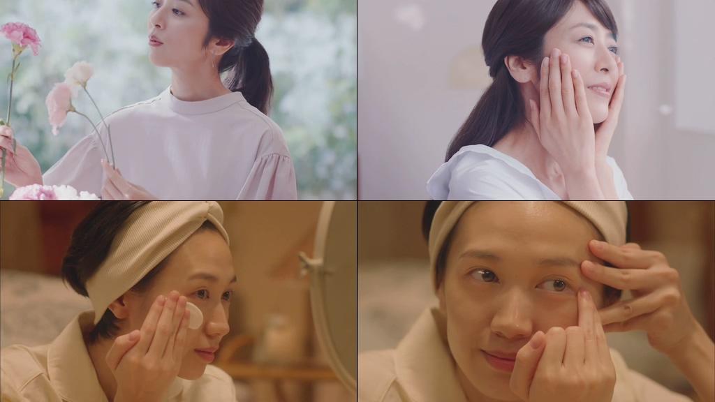 日本化妆品视频素材