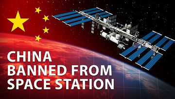 中国空间站历史视频素材完整版