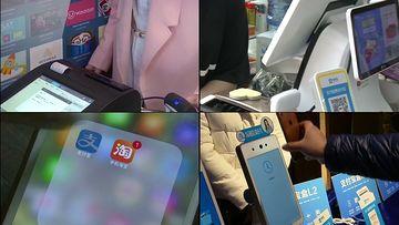 微信支付宝扫码支付视频素材