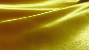 金色丝绸背景视频素材