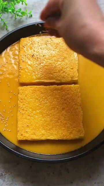 美食做法三明治早餐视频素材
