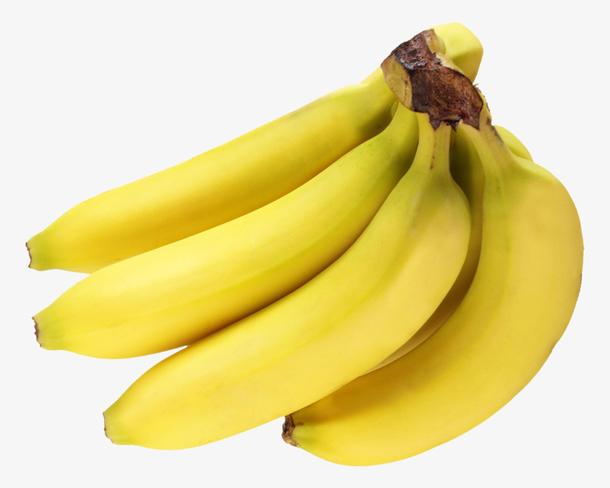 PNG图片香蕉海报合成元素素材下载