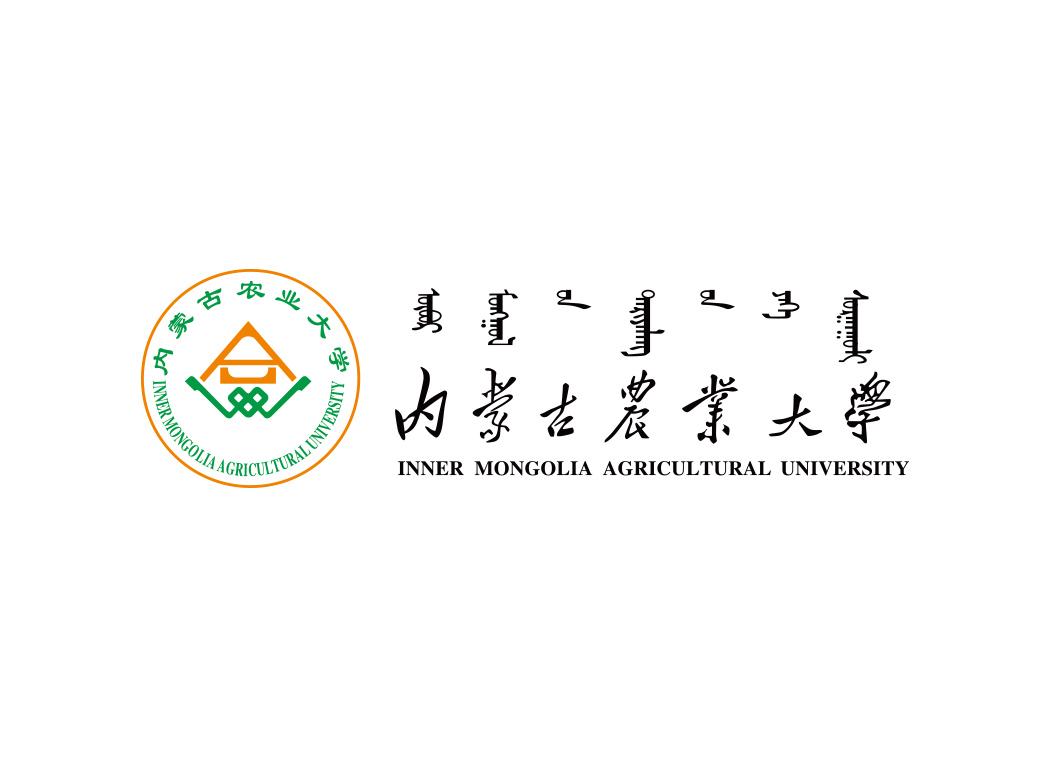 内蒙古农业大学校徽LOGO矢量素材下载