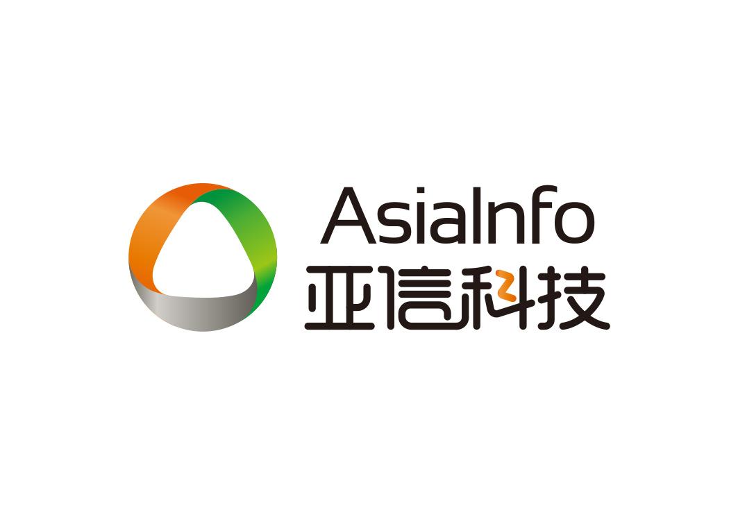 亚信科技logo矢量素材下载