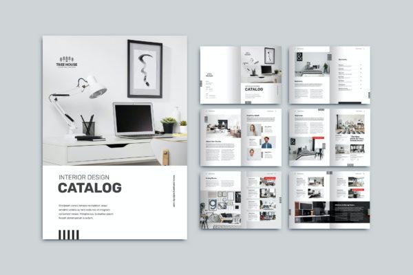 精品现代室内装饰画册EPS,INDD源文件,编号:82623051