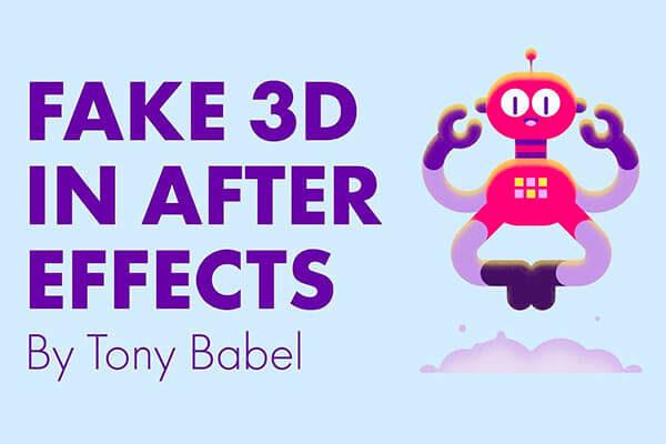 最新AE360度3D图形旋转视频教程,编号:82620807
