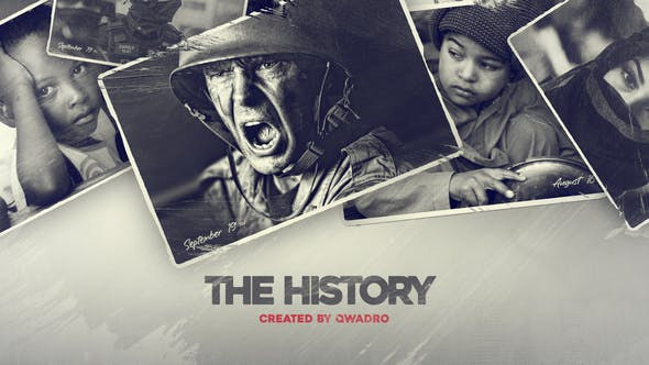 历史幻灯片纪录片时间轴33610573模板下载
