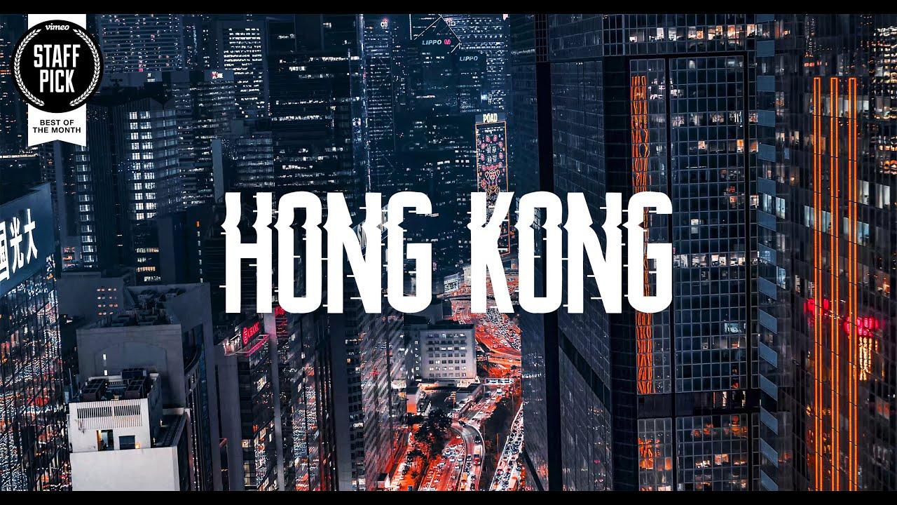 航拍香港8K超清画质MP4格式视频素材