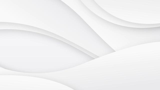 白色的波浪形背景视频免费下载